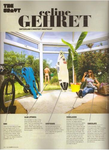 Celine Gehret- 5 Essentials