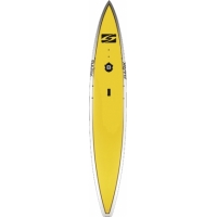 140 Expedition SUP, White bttm Red deck - L1824