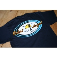 Robert August Classic TShirt  Navy - X Large -ra1