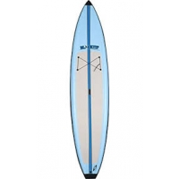 11'6 Saber Black Tip Soft board , Blue - BT0026