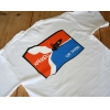 image of Yater Tuflite T'Shirt  White - Small fin
